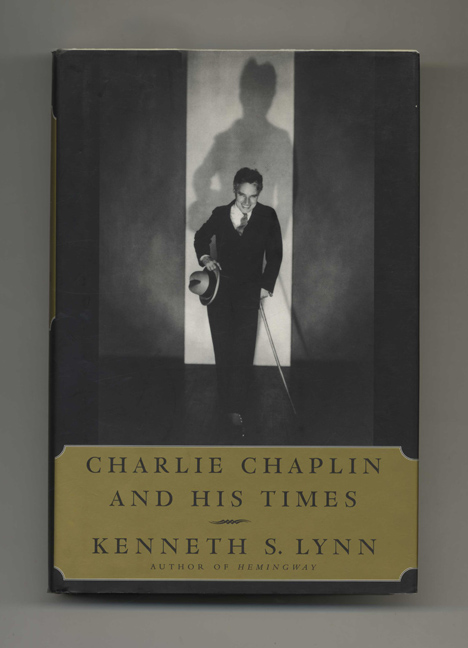 Charlie Chaplin and His Times - 1st Edition/1st Printing