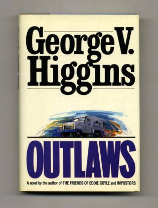 Outlaws - 1st Edition/1st Printing