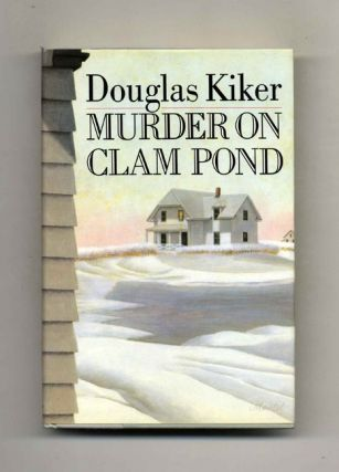 Murder On Clam Pond - 1st Edition/1st Printing