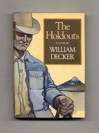 The Holdouts - 1st Edition/1st Printing