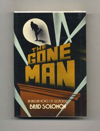 The Gone Man - 1st Edition/1st Printing