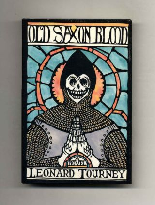 Old Saxon Blood - 1st Edition/1st Printing