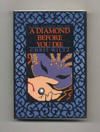 A Diamond Before You Die - 1st Edition/1st Printing