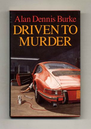 Driven To Murder - 1st Edition/1st Printing