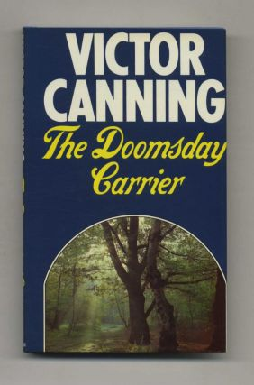 The Doomsday Carrier - 1st Edition/1st Printing. Victor Canning
