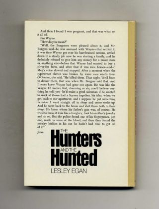 The Hunters And The Hunted - 1st Edition/1st Printing