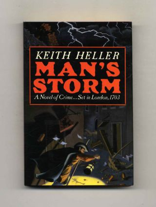 Man's Storm. Keith Heller