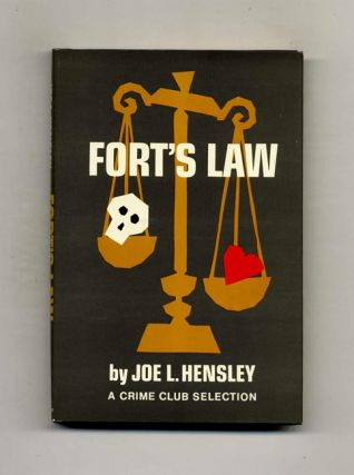 Fort's Law - 1st Edition/1st Printing