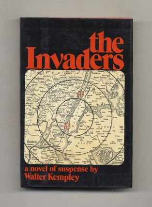 The Invaders - 1st Edition/1st Printing