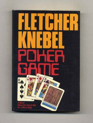 Poker Game - 1st Edition/1st Printing