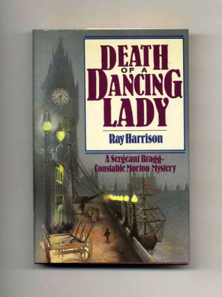 Death Of A Dancing Lady - 1st Edition/1st Printing