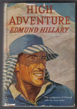 High Adventure - 1st US Edition/1st Printing