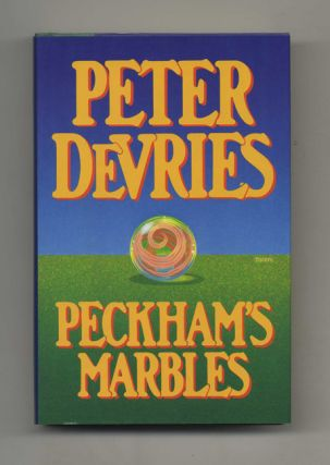 Peckam's Marbles - 1st Edition/1st Printing