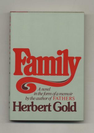 Family - 1st Edition/1st Printing