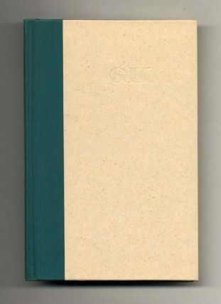 Leaving Home. A Collection Of Lake Wobegon Stories - 1st Edition/1st Printing