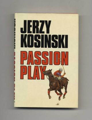 Passion Play - 1st Edition/1st Printing
