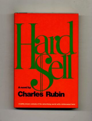 Hard Sell - 1st Edition/1st Printing