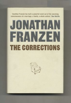 The Corrections - 1st UK Edition/1st Printing. Jonathan Franzen