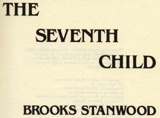 The Seventh Child - 1st Edition/1st Printing