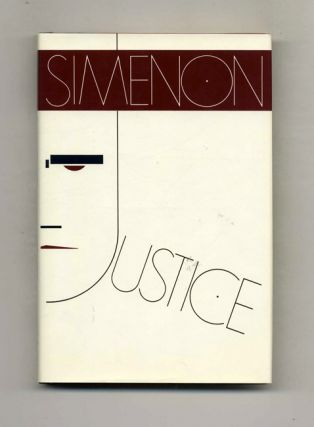 Justice -1st US Edition/1st Printing