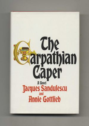 The Carpathian Caper - 1st Edition/1st Printing
