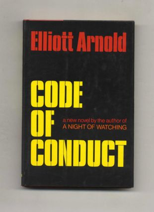 Code Of Conduct - 1st Edition/1st Printing
