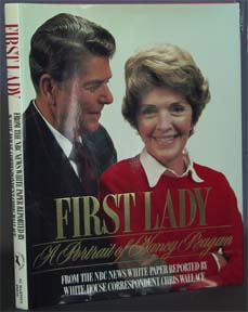 First Lady : a Portrait of Nancy Reagan
