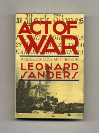 Act Of War - 1st Edition/1st Printing