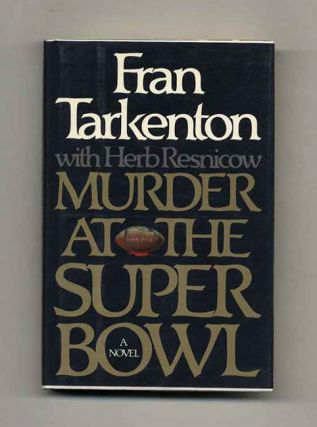 Murder At The Super Bowl - 1st Edition/1st Printing