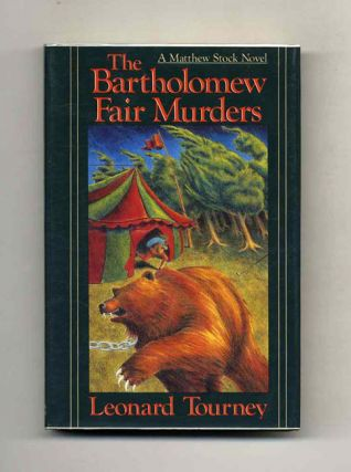 The Bartholomew Fair Murders - 1st Edition/1st Printing
