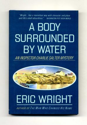 A Body Surrounded By Water - 1st US Edition/1st Printing