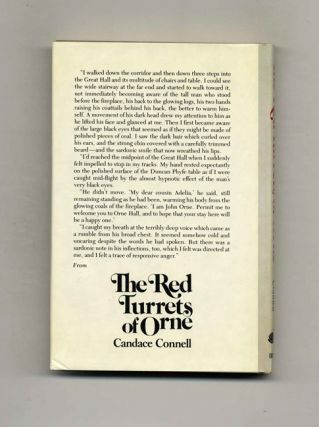 The Red Turrets Of Orne - 1st Edition/1st Printing