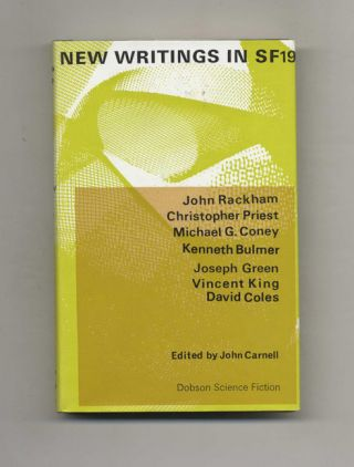 New Writings In S-F 19 - 1st Edition/1st Printing