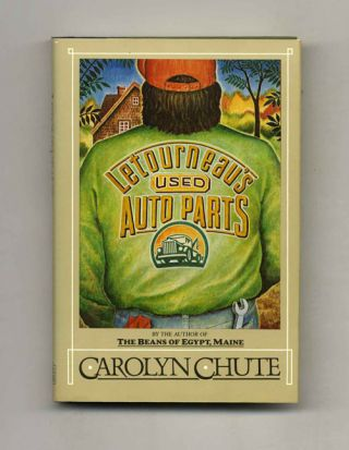 Letourneau's Used Auto Parts - 1st Edition/1st Printing