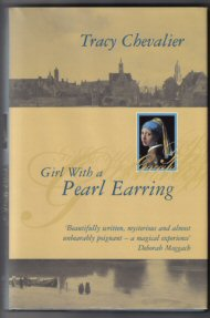 Girl with a Pearl Earring - 1st Edition/1st Printing