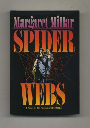 Spider Webs - 1st Edition/1st Printing