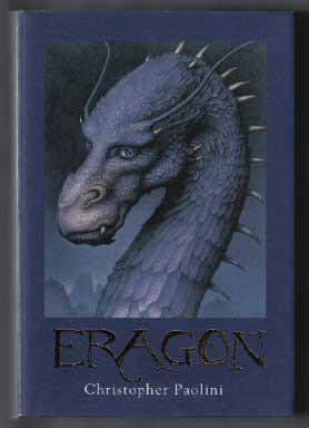 Eragon - 1st UK Edition/1st Impression
