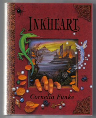 Inkheart - 1st Edition/1st Printing