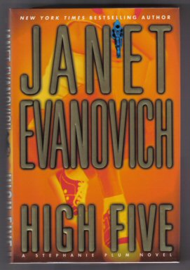 High Five - 1st Edition/1st Printing. Janet Evanovich