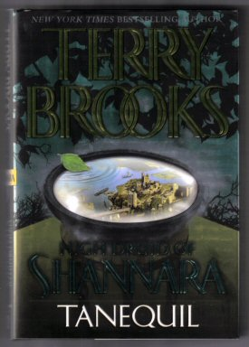 High Druid Of Shannara - Tanequil - 1st Edition/1st Printing