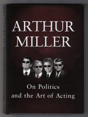 On Politics And The Art Of Acting - 1st Edition/1st Printing