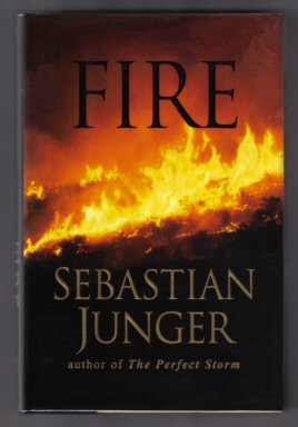 Fire - 1st Edition/1st Printing