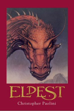 Eldest - 1st UK Edition/1st Impression