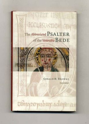 The Abbreviated Psalter Of The Venerable Bede - 1st Edition/1st Printing
