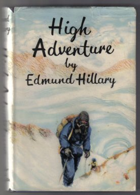 High Adventure - 1st Edition/1st Printing