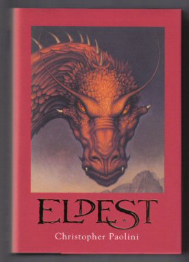 Eldest - 1st Edition/1st Printing. Christopher Paolini