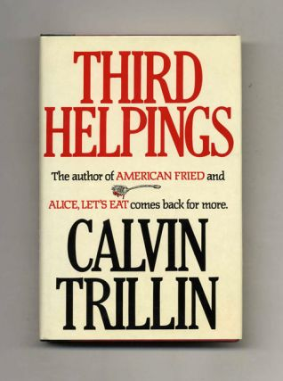 Third Helpings - 1st Edition/1st Printing