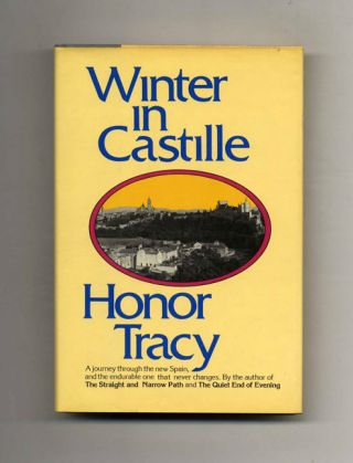 Winter In Castille - 1st Edition/1st Printing