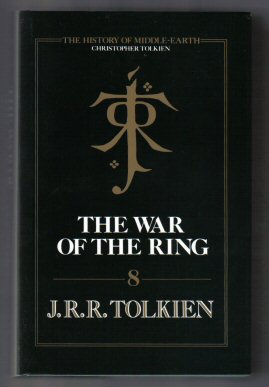 The War Of The Ring - 1st Edition/1st Printing