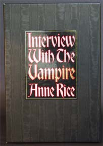 Interview with the Vampire (The Vampire Chronicles). Anne Rice